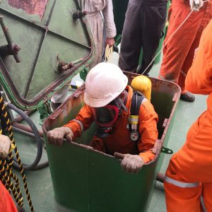 CGA confined space